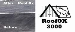 Roof Cleaner OX 3000