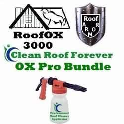 Roof Cleaner OX Professional Bundle