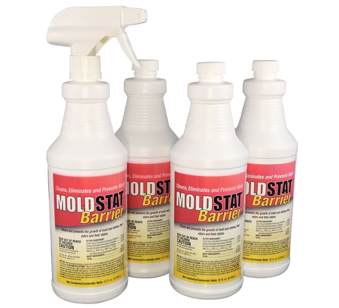 Moldstat Barrier One Step Mold Removal Gallon Size