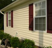 After Siding Cleaning