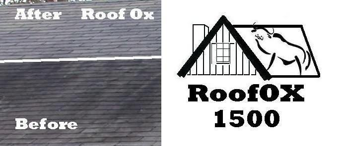 Roof Mold Cleaner Ox Safe Roof Mold Cleaner And Fungus