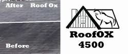 Roof Cleaner OX - roof mold removal cleaner