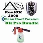 Roof Cleaner PRO OX Bundle