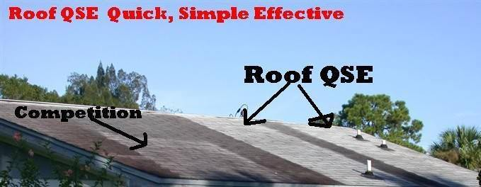 Top Quality Roof Stain Remover For Mold Moss Algae And