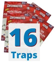 Pantry Moth Traps Safe Pesticide Free Pantry Moth Traps
