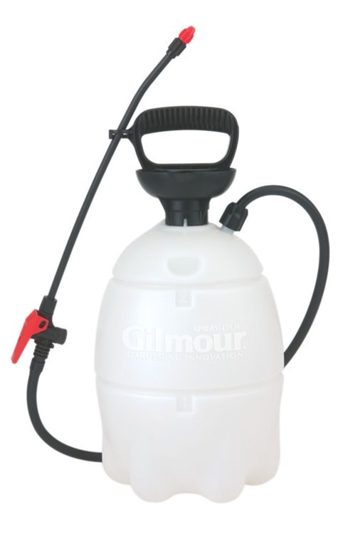 Pump Up Sprayer 2 Gallon Pump Sprayer