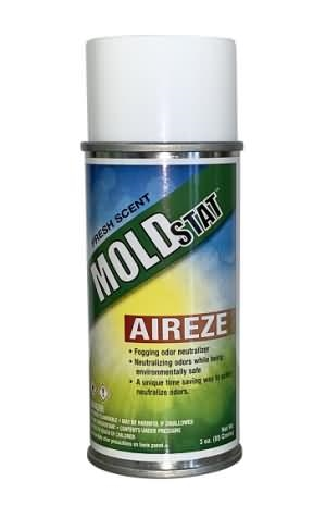 Aireze Mold Fogger Safely Neutralizes Airborne Odors